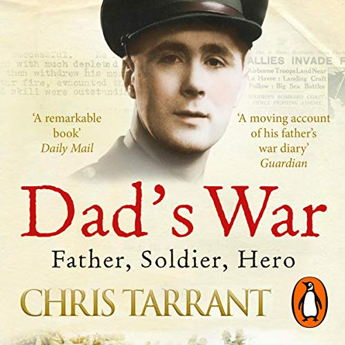 Dad's War audiobook cover art