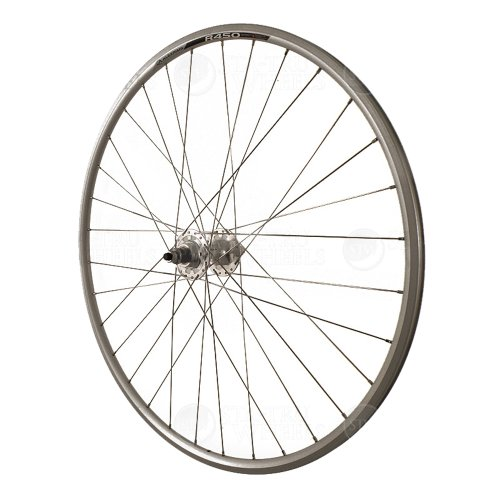 Sta Tru Silver Formula Sealed Bearing High Flange Fixed/Free Track Hub Rear Wheel (700X20)