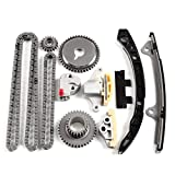 SCITOO Timing Chain Kit fits for 2007 2009 TKNS251A for NISSAN Altimaier Sentra for Suzuki Equator 2.5L