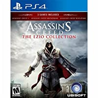Assassin's Creed The Ezio Collection PlayStation 4 アサシンクリードザ・エツィオコレクションプレイステーション4 ビデオゲーム北米英語版 [並行輸入品]