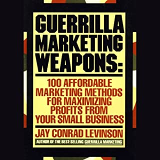 Guerilla Marketing Weapons cover art