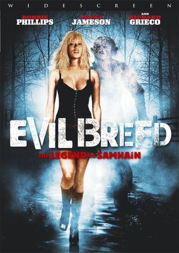 Evil Breed: The Legend of Samhain [Reino Unido] [DVD]