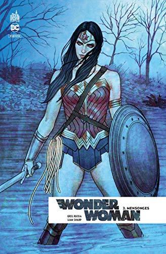 WONDER WOMAN REBIRTH - Tome 2