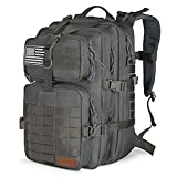 SunsionPro Militär-Rucksack für taktische Jagd, Trekking oder Outdoor täglichen Gebrauch, 43 l