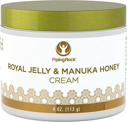 Manuka Honey Cream with Royal Jelly 4 Ounces