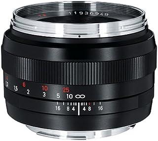 ZEISS Classic Planar ZE T 1.4/50 Standard Camera Lens for Canon EF-Mount SLR/DSLR Cameras
