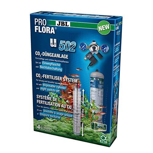 ProFlora U502 - CO2-Düngeanlage für Aquarien
