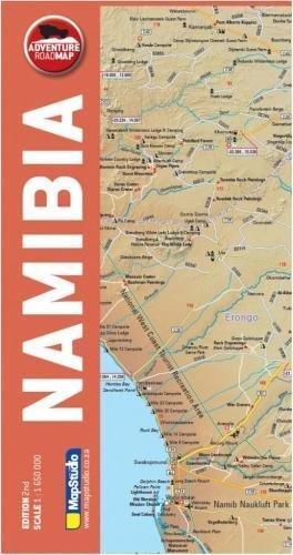Namibia 1 : 1 650 000