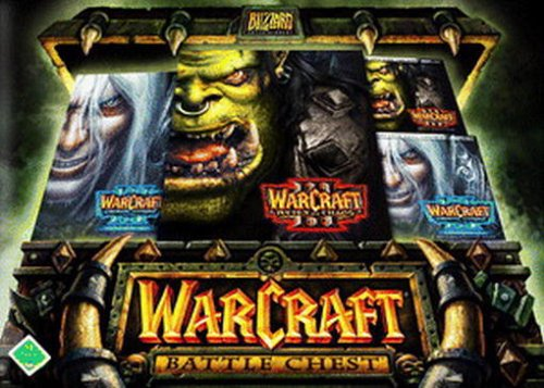 WarCraft III: Battlechest