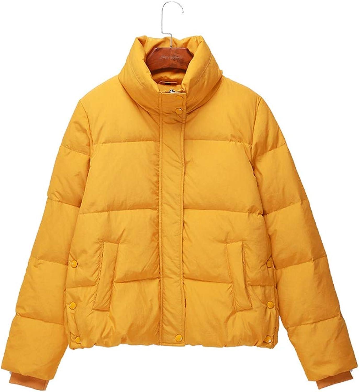 LDTY Duck Down Warm Down Jacket Women Coat