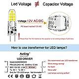Zoom IMG-1 lampadine led g4 bianco freddo