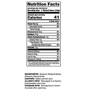 Terrasoul Superfoods Organic Medjool Dates, 2 Lbs - Soft Chewy Texture   Sweet Caramel Flavor   Farm Fresh #2