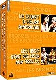 Coffret Splendid 2 DVD : Le Quart d'heure américain / Les Héros n'ont pas froid aux...