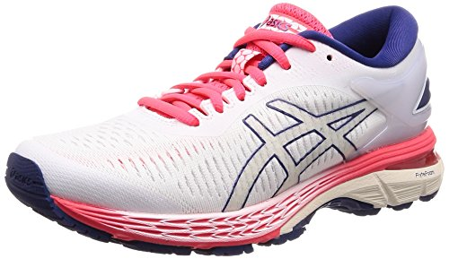 Asics Gel-kayano 25, Women's Running Shoes, White (White 100), 6 UK (39.5 EU)