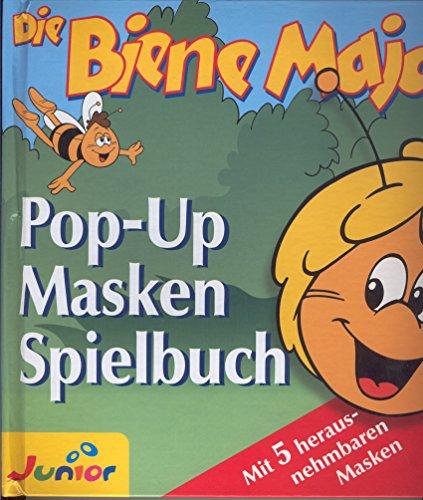 Die Biene Maja - Pop-Up Masken Spielbuch