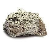SparY Piedra Colgante para Acuario, pómez Artificial, Musgo Volador de pecera, Adorno acuático Paisaje