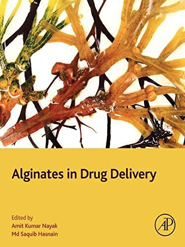 Alginates in Drug Delivery (English Edition)