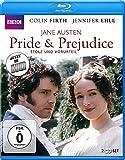 Jane Austen 'Pride & Prejudice - Stolz und Vorurteil' (1995) [Blu-ray]