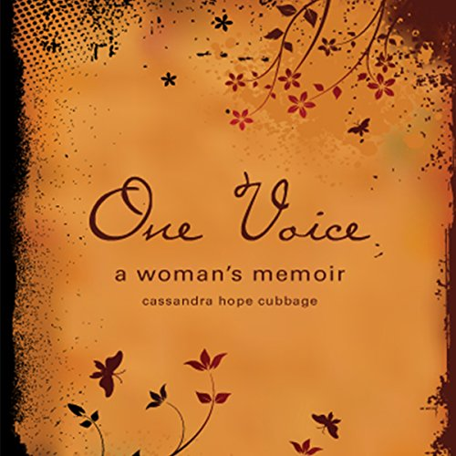 One Voice audiobook cover art