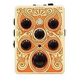 Orange Acoustic Pedal Acoustic Preamp Guitar Pedal