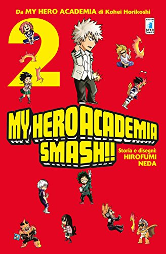 My Hero Academia Smash!! (Vol. 2)