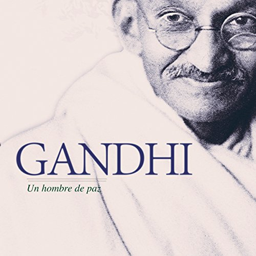 Gandhi [Spanish Edition] audiobook cover art