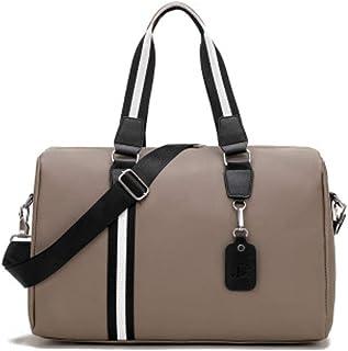 Women's Travel Yoga Handbag Waterproof Fitness Shoulder Bag Training Sports Fitness Bag Nylon Messenger Bag
