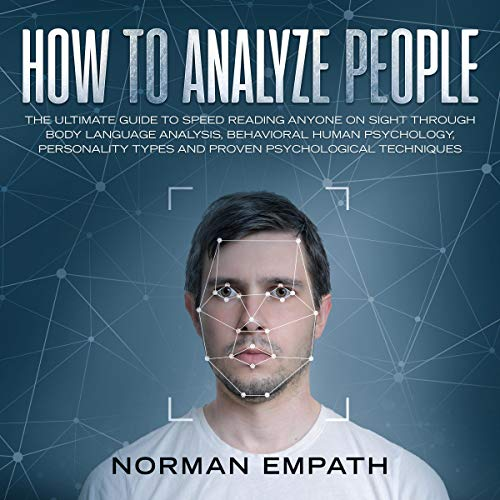 『How to Analyze People』のカバーアート