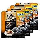 シーバ (Sheba) キャットフード デュオプラス 毛玉ケアセレクション 200グラム (x 4) (まとめ買い)