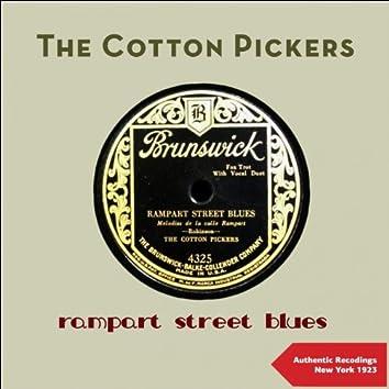 Rampart Street Blues (Authentic Recordings 1923)