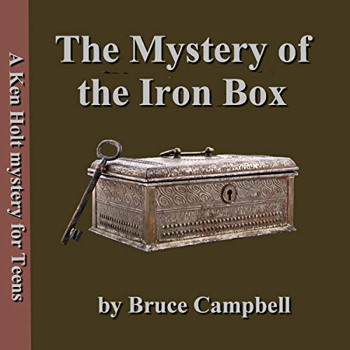 The Mystery of the Iron Box  By  cover art