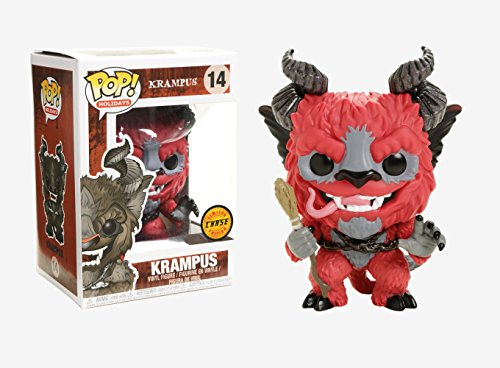 Funko Pop! Holidays: Krampus Chase Exclusiva