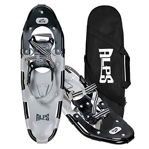 """ALPS Lightweight Men Snowshoes with Carrying Tote Bag 21""""/25""""/30"""""""