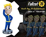 Fallout 76 Bobblehead Wackel -Figur Vault Boy Perception Material: PVC, Hersteller: The IP Factory /...