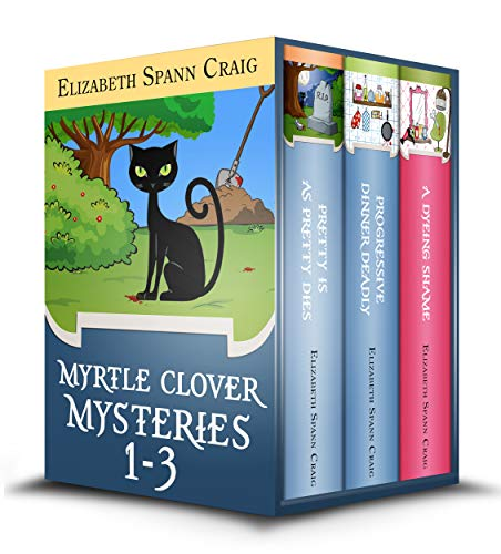 Myrtle Clover Mysteries Box Set 1: Books 1-3 (English Edition)