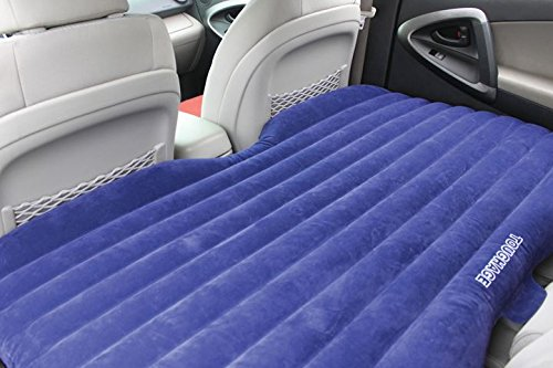 TOUGHAGE PF3205 Travel Inflatable Car Bed Mattress W/Pump USA Shipping (Not China)