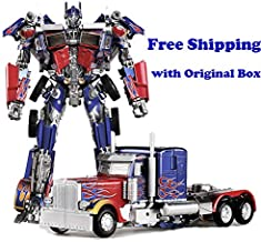 LS-03 OP Commander Transformer Optimus Film MPM04 Oversize Enlarge Alloy Diecast Action Figure Robot KO Toys Gifts( with Original Box)