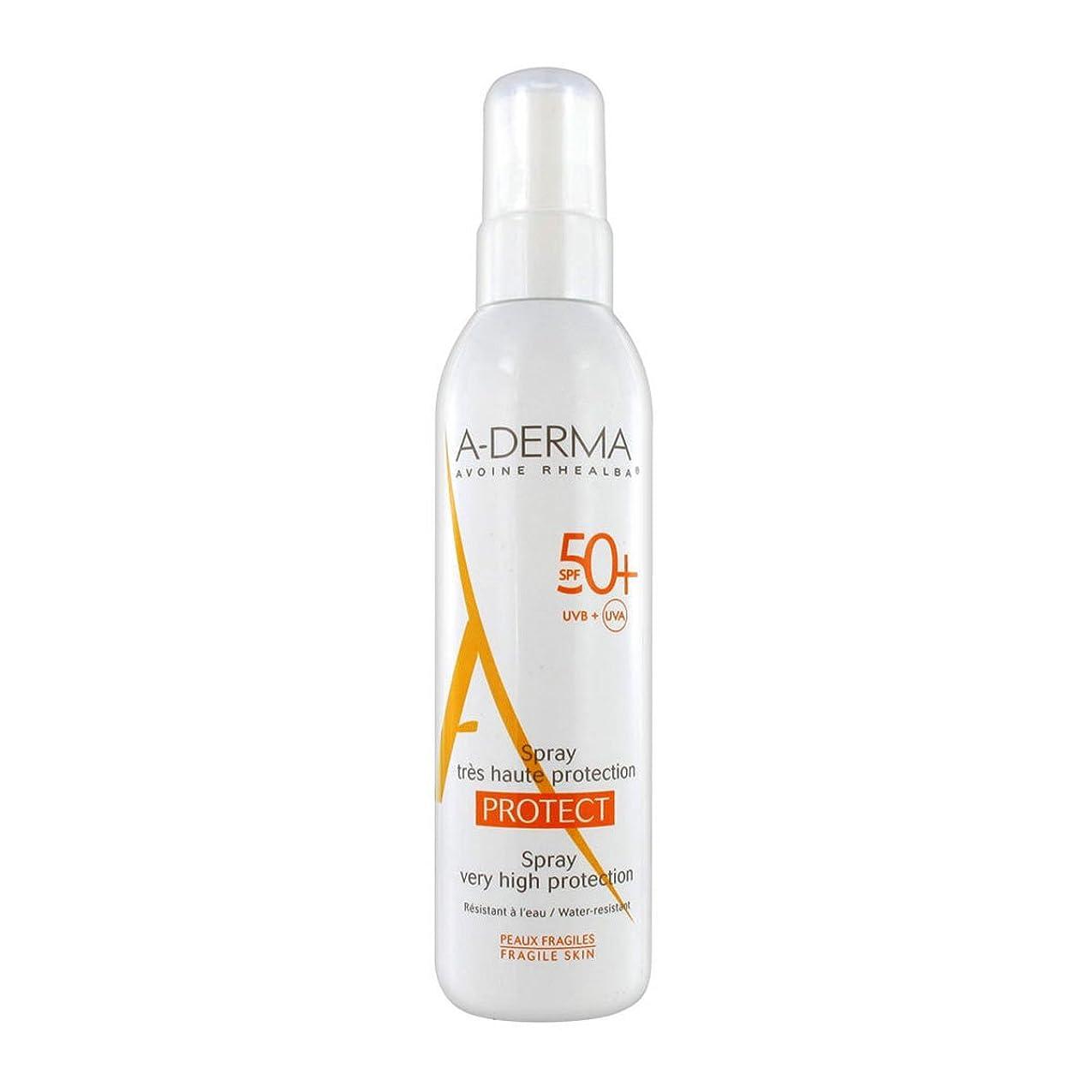 アレンジ好奇心盛セールA-derma Protect Spray Spf50+ 200ml [並行輸入品]