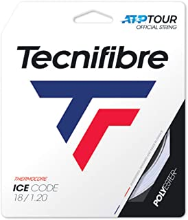 Tecnifibre Ice Code White Tennis String (18G)