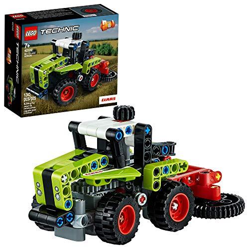 Technic Lego 42102 Mini Claas Xerion Tractor (130 Piezas)