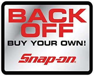 Snap-on Tools Back Off Decal