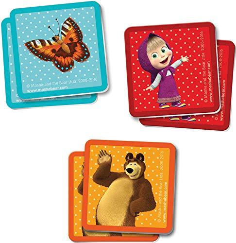 Jogo da Memória Masha e o Urso Brinquedos Estrela