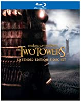Lord of the Rings: The Two Towers [Blu-ray]