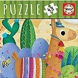 Educa Borrás- Aldeas Infantiles Puzzle Cubo 48 pzas, Multicolor (18072)