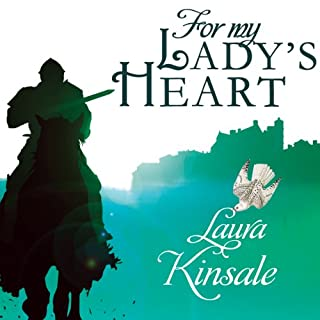 For My Lady's Heart audiobook cover art