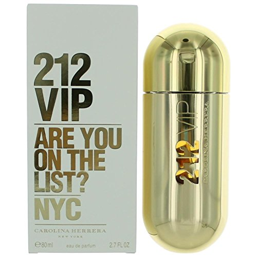 212 Vip by Carolina Herrera Eau De Parfum Spray 2.7 oz