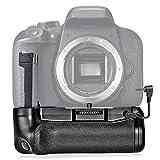 Vbestlife Empuñadura de batería LP-E17, Mango de batería Vertical de cámara para Canon EOS 800D Rebel T7i 77D