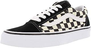 Vans Old Skool Checkerboard, Scarpe da Ginnastica Uomo