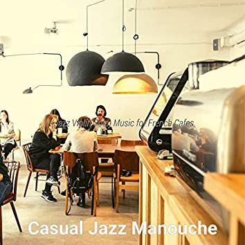 (Jazz Violin Solo) Music for French Cafes