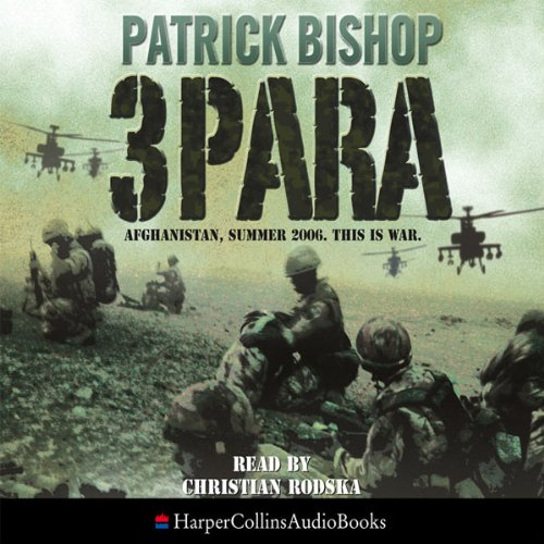3 Para audiobook cover art
